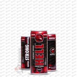 Hell Strong Apple 250ml (24db)