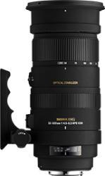 SIGMA 50-500mm f/4.5-6.3 EX DG HSM OS (Sony)