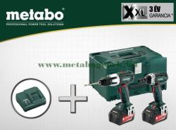 Metabo ComboSet 2.1 4 18V 685033000