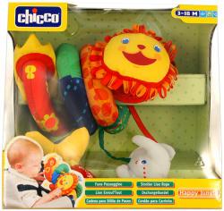 Chicco Oroszlános babakocsira rögzíthető bébijáték