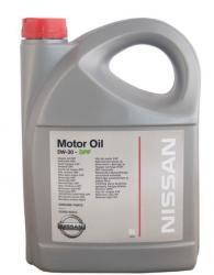 Nissan Motor Oil 5W30 DPF (5L)