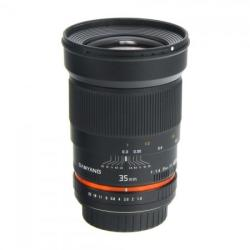 Samyang 35mm f/1.4 (Canon)