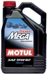 MOTUL Tekma Mega 15W40 5L