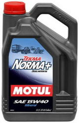 MOTUL Tekma Norma+ 15W40 5L