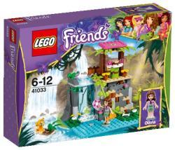 LEGO Friends - Dzsungelvízesés Mentőakció (41033)