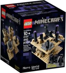 LEGO Minecraft - Micro World - A vég (21107)