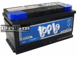 Topla TOP 12V 100Ah 950A Jobb+
