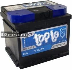 Topla TOP 12V 54Ah 510A Jobb+