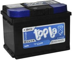 Topla TOP 12V 62Ah 600A Jobb+