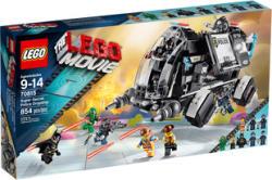 LEGO The LEGO Movie - Szupertitkos Rendőrségi Csapatszállító (70815)