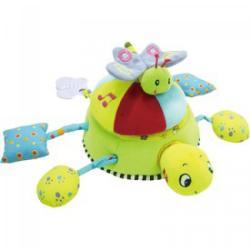 Biba Toys Kacagó teknős - bébijáték