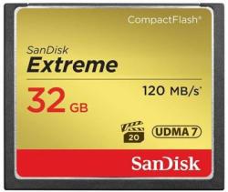 SanDisk CF Extreme 32GB SDCFXS-032G-X46