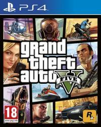 Rockstar Games Grand Theft Auto V (PS4)