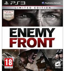 City Interactive Enemy Front [Limited Edition] (PS3)