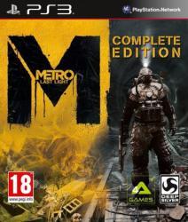 Deep Silver Metro Last Light [Complete Edition] (PS3)