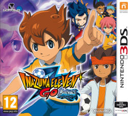 Nintendo Inazuma Eleven GO Shadow (3DS)