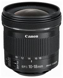 Canon EF-S 10-18mm f/4.5-5.6 IS STM (AC9519B005AA)