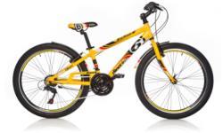 Dino Bikes Fast Boy 24