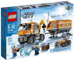 LEGO City - Sarki kutatóállomás (60035)