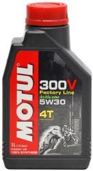 MOTUL 300V 5W30 4T 1L