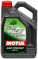 MOTUL DS SUPER AGRI 15W40 5L