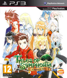 Namco Bandai Tales of Symphonia Chronicles (PS3)