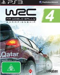 Bigben Interactive WRC 4 FIA World Rally Championship (PS3)