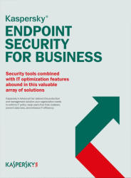 Kaspersky Endpoint Security for Business Advanced (10-14 User/1 Year) KL4867OAKFS