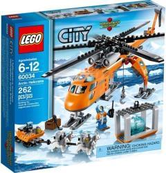 LEGO City - Sarki emelőhelikopter (60034)