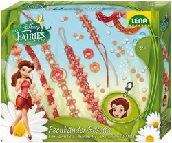 LENA Disney Fairies barátság karkötő készítő szett
