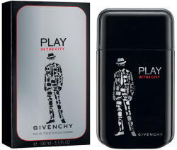 Givenchy Play In the City for Him EDT 100ml