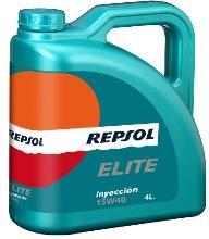 Repsol Elite Injection 15w-40 1L