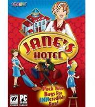 eGames Jane's Hotel (PC)