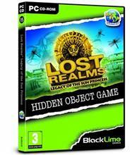 Focus Home Interactive Lost Realms Legacy Of The Sun Princess (PC)