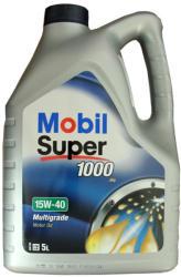 Mobil SUPER M SUPER 1000 X1 15W-40 5L