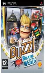 Sony Buzz! Brain of the World (PSP)
