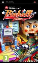 System 3 Williams Pinball Classics (PSP)