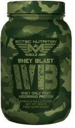 Scitec Nutrition Whey Blast - 900g
