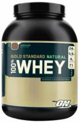 Optimum Nutrition Gold Standard Natural 100% Whey - 2270g