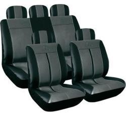Eufab Autó üléshuzat készlet, 11 részes, műbőr (28288)