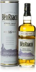 BenRiach 16 Years Whiskey 0,7L 43%
