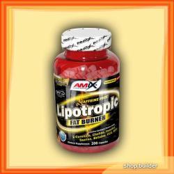 Amix Nutrition Lipotropic - 200 caps