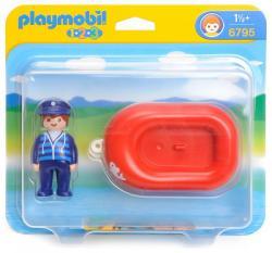 Playmobil Matróz csónakkal (6795)
