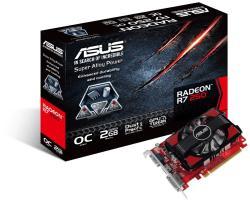 ASUS Radeon R7 250 OC 2GB GDDR3 128bit PCIe (R7250-OC-2GD3)
