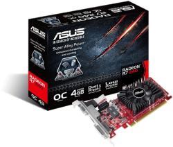 ASUS Radeon R7 240 OC 4GB GDDR3 128bit PCI-E (R7240-OC-4GD3-L)