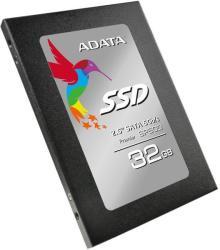 "ADATA ""Premier Pro SP600 2.5"""" 32GB SATA3 ASP600S3-32GM-C"""