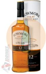 BOWMORE 12 Years Whiskey 0,7L 40%