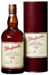Glenfarclas 15 Years Whiskey 0,7L 46%