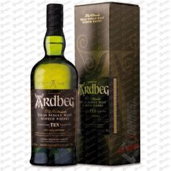 Ardbeg 10 Years Whiskey 0,7L 46%