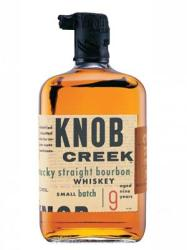 Knob Creek 9 Years Bourbon Whiskey 0,7L 50%